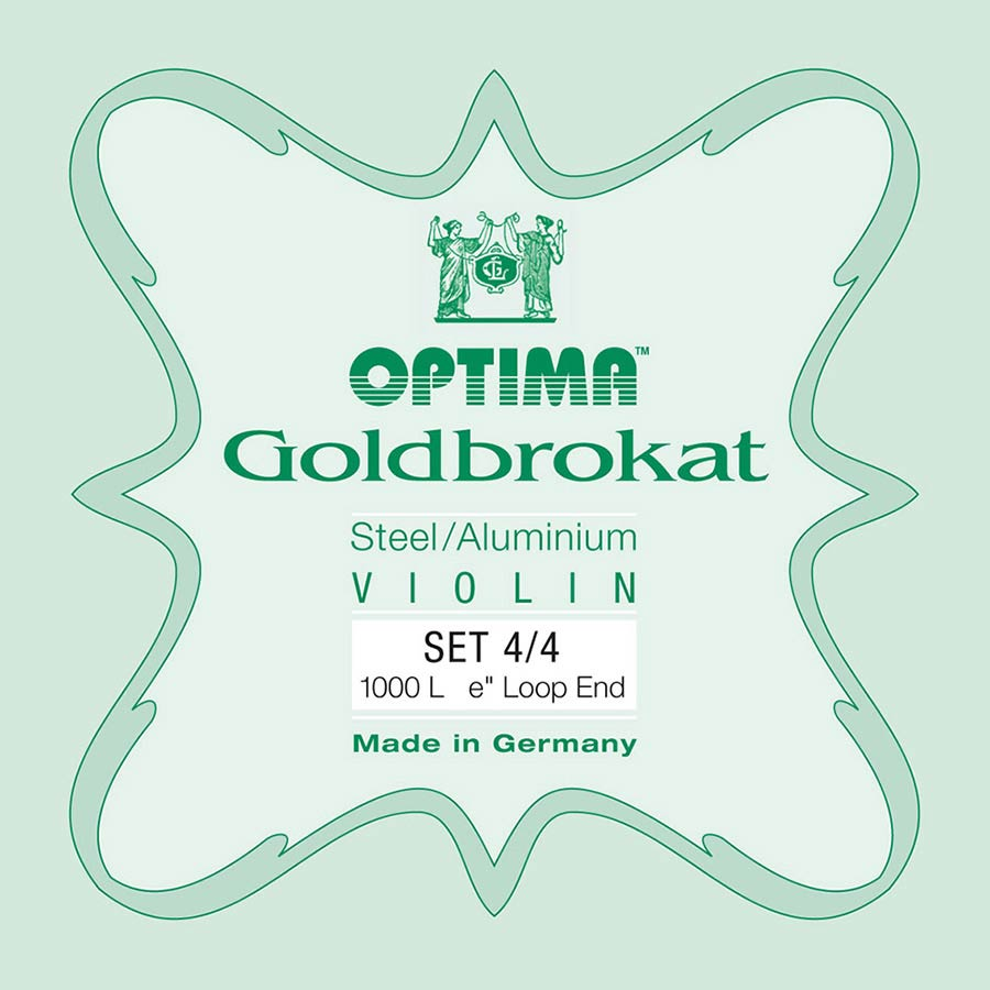 1000-44-L Optima Goldbrokat