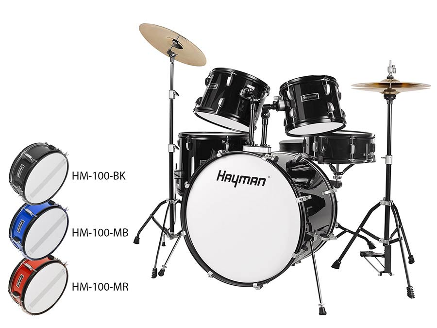 HM-100-BK Hayman Start Series